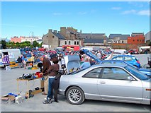 J5081 : 'Boot Buzz', Queen's Parade, Bangor by Rossographer