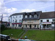 TL4196 : The Ship Inn, Nene Parade by Keith Edkins