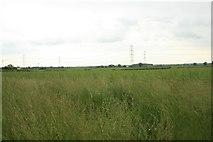 SK8177 : Farmland, Church Laneham (2) by Katy Walters