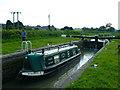 SU2662 : Crofton - Lock by Chris Talbot