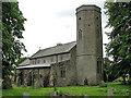 TF9631 : All Saints Church by Evelyn Simak