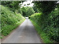 SO8363 : Ombersley - Parsonage Lane by Peter Whatley