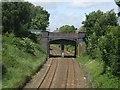 SK0000 : Wyrley and Essington Canal aqueduct by John M