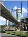 SU6352 : Modern Urban Landscape by Sandy B
