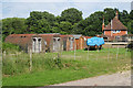 TQ6434 : Hopper Huts near Buss's Green Farm, Cousley Wood, East Sussex by Oast House Archive