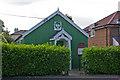 TQ4157 : Tatsfield WI Hall by Ian Capper