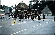 NO1491 : Highland Games Day in Braemar (1978) by Stanley Howe