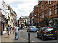 SO8455 : Foregate Street by Peter Whatley