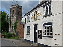 SK6117 : Church and pub in Seagrave by Mat Fascione