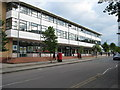 SP3075 : Shops at Warwick University by Philip Halling