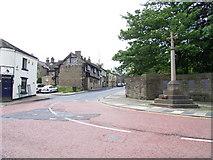 SE1614 : Westgate, Almondbury by Stanley Walker