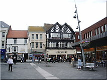 TA2609 : Old Market Place, Grimsby by Alexander P Kapp