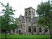 TA2609 : The Parish Church of St James, Grimsby by Alexander P Kapp
