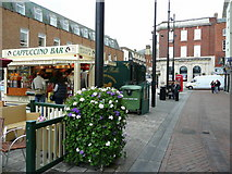 SO5140 : High Town; ordinary Wednesday morning by Jonathan Billinger