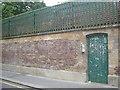 TQ2578 : Freddie Mercury's house, Logan Place, W8 by Phillip Perry