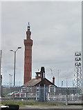 TA2711 : Grimsby Dock Tower by Alexander P Kapp