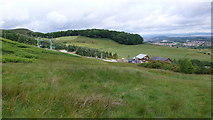 NT2466 : Hillend Ski Centre and Country Park by Calum McRoberts