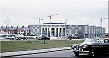 SU1584 : Swindon Law Courts 1967 by Gordon Hatton