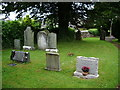 SD5289 : St Mark's Church, Natland, Graveyard by Alexander P Kapp
