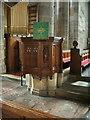 SD5289 : St Mark's Church, Natland, Pulpit by Alexander P Kapp