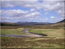 NH2276 : From the road to Ullapool by Frances Watts