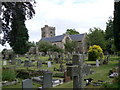 SO3700 : St. Mary's priory church, Usk , Monmouthshire by Colin Madge