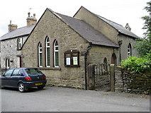 SK1971 : Great Longstone - Methodist Chapel on Station Road by Alan Heardman