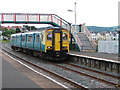 SH7779 : Deganwy Station by John Lucas