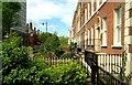J3372 : University Square, Belfast by Albert Bridge