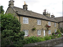 SK2176 : Eyam - Rose Cottage by Alan Heardman