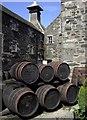 NX4254 : Bladnoch Distillery by Colin Kinnear