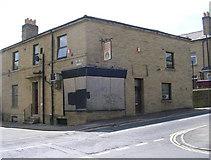 SE0824 : Rugby League Social Club - Hopwood Lane by Betty Longbottom