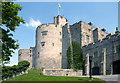 SJ2638 : Chirk Castle, Main Approach by Beryl Allcoat