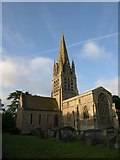 SP3509 : St Mary's Church, Witney by Derek Harper