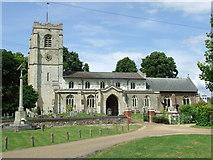 TL3949 : All Saints Barrington by Keith Evans