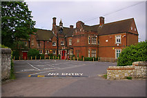 TQ2550 : Reigate St Mary's Preparatory and Choir School by Ian Capper