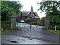 NY3902 : Entrance to Briery Close by Alexander P Kapp