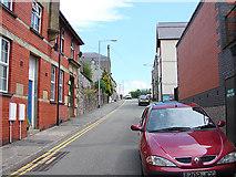 SH4862 : Penrallt Isaf, Caernarfon by John Lucas