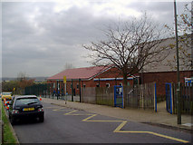 TQ4667 : Poverest Primary School by Dr Neil Clifton