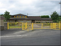 C5232 : Whitecastle Primary School by Willie Duffin