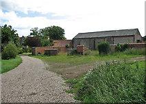 TG0934 : Old Hall Farm by Evelyn Simak