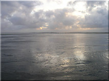 TQ9618 : Camber Sands by Simon Carey