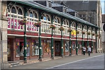 NZ2814 : Darlington Market Hall by Mick Garratt
