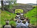 NO3187 : Bridge over the Allt Vitch, Glen Muick by Alan Findlay