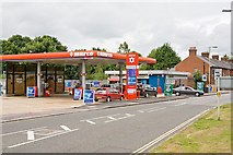SU4828 : Murco service station on Bar End Road, Winchester by Peter Facey