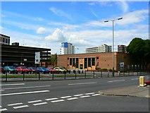 SU1584 : Swindon Magistrates' Court 2008 by Brian Robert Marshall