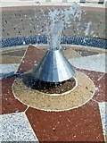 TA1280 : Close up of fountain by Steve  Fareham