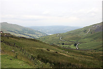 NY4008 : South view from Kirkstone Pass by John Firth