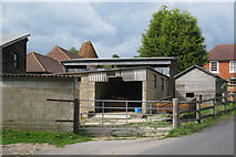 TQ5927 : The Oast, Coggins Mill Farm, Coggins Mill Road, Mayfield, East Sussex by Oast House Archive