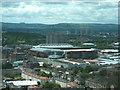 NS5564 : Ibrox Stadium by Kenneth Hall